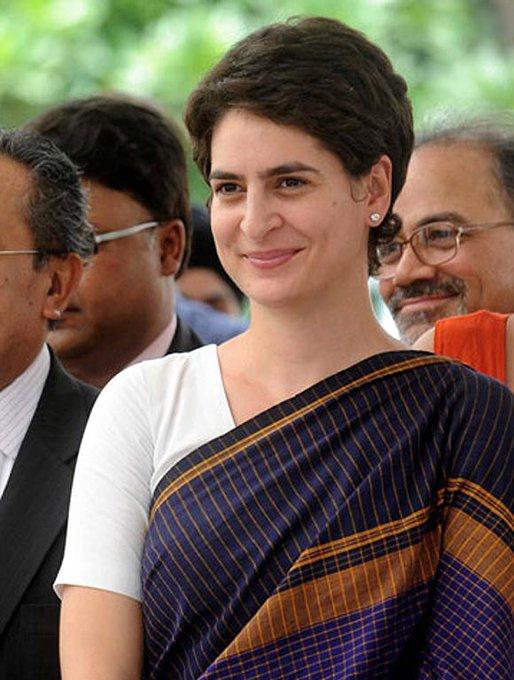 Wishing Smt Priyanka Gandhi ji a very happy birthday !!
