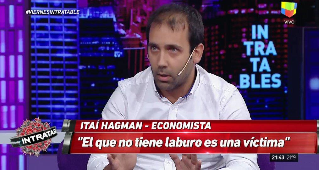 Itai Hagman's photo on #ViernesIntratable
