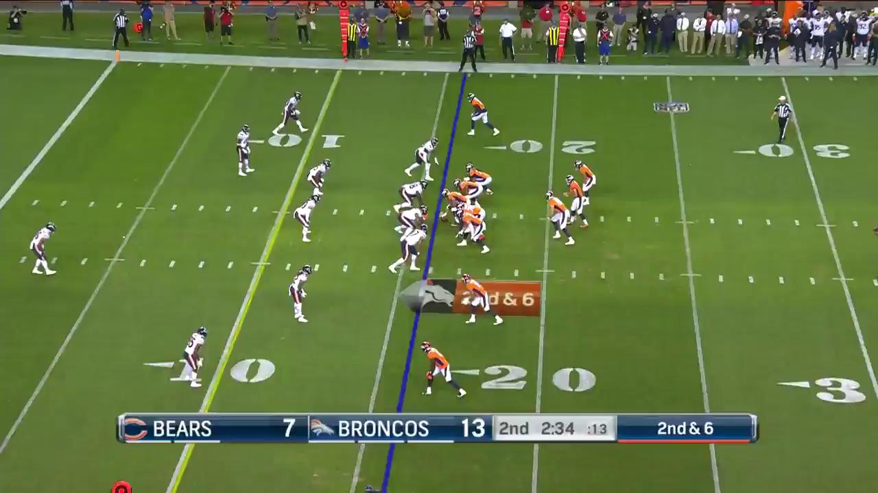 704 receiving yards in his rookie season with the @Broncos.  @SuttonCourtland's 2018 highlights! https://t.co/wLmU7BPJ5f