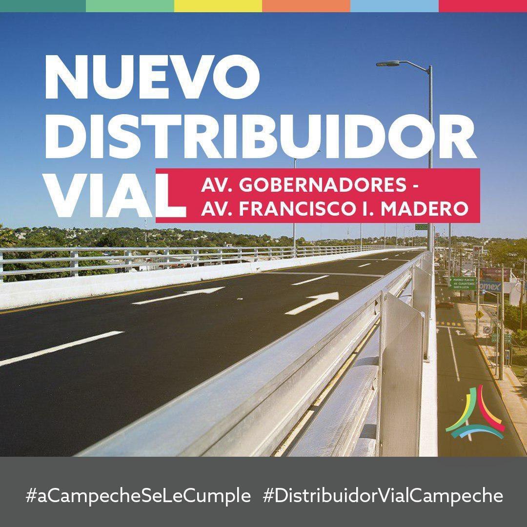 UCSCampeche's photo on #DistribuidorVialCampeche