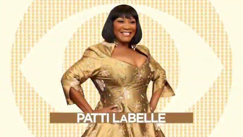 It's a week of GIRL POWER and kicking us off, legendary R&B artist @MsPattiPatti.