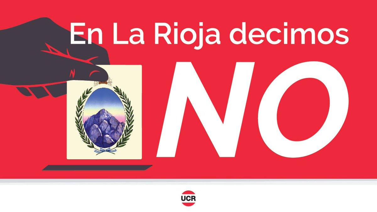 Unión Cívica Radical's photo on #NoALaEnmiendaConstitucional