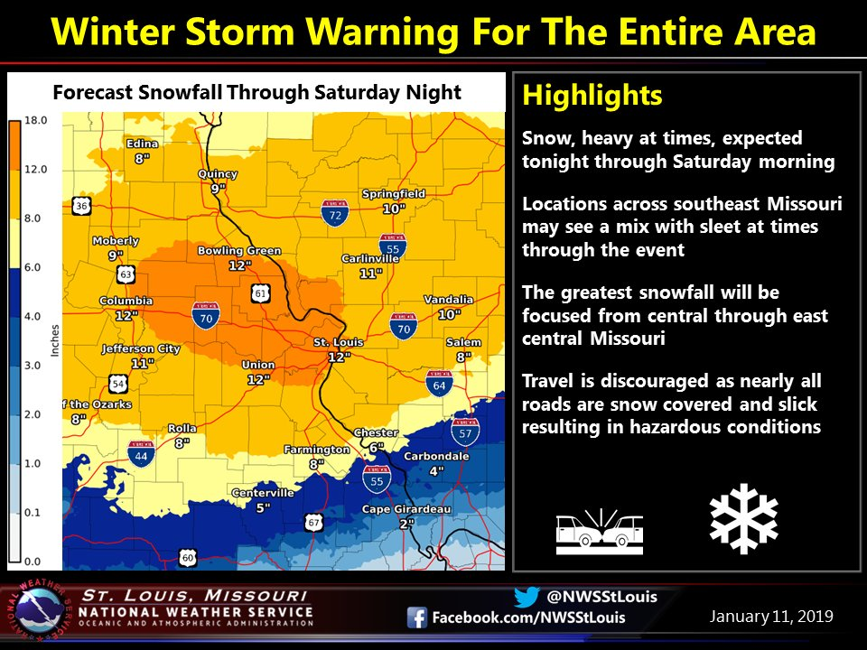 NWS St. Louis's photo on #stlwx