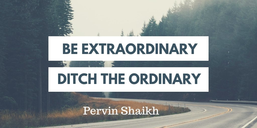 Be extraordinary. Ditch the ordinary   #AimHigh #makeyourownlane #entrepreneur #selfimprovement #makeyourmark #successtrain #fridaymotivation #fridaywisdom <br>http://pic.twitter.com/mqLyOqFANr