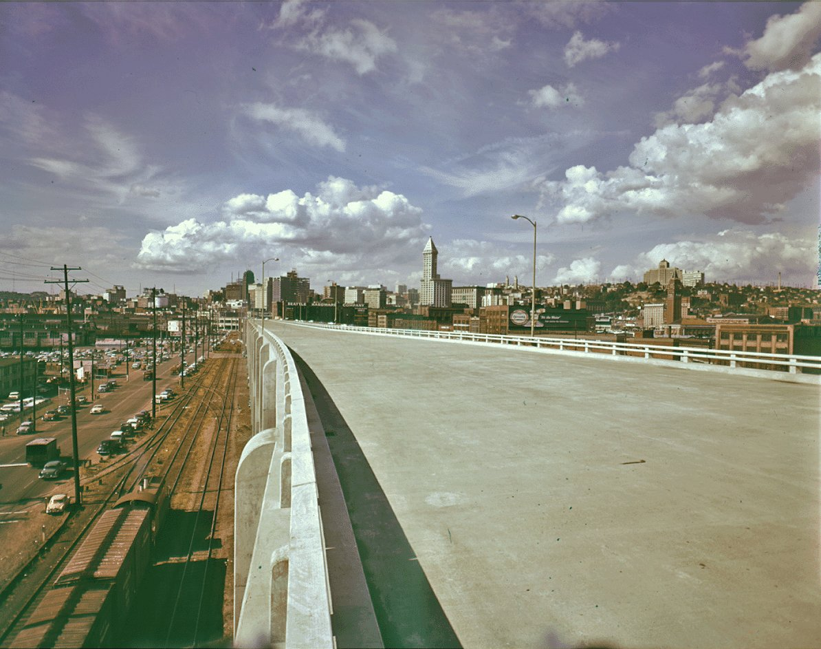 King County, WA's photo on #GoodbyeAduct