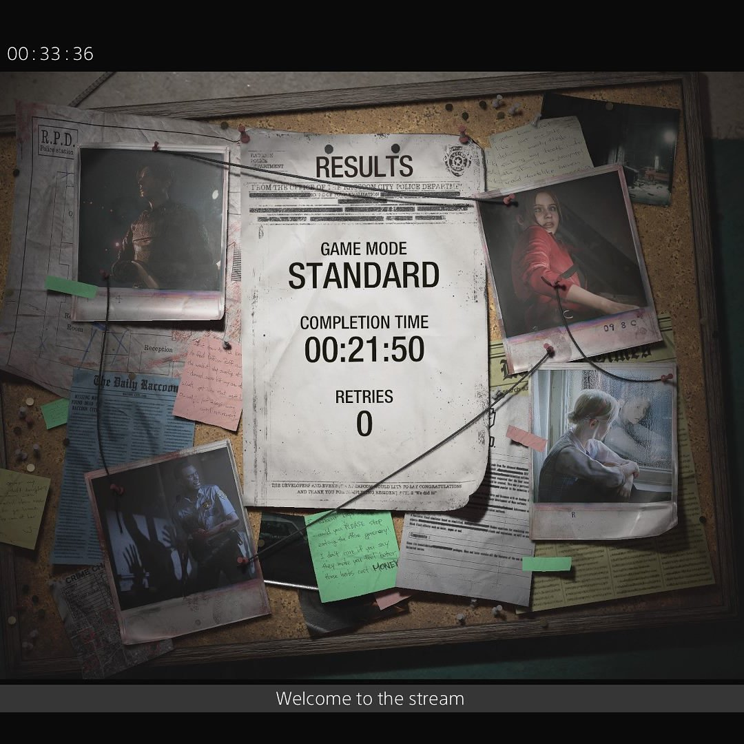 Kyuto Nagasaki's photo on #RE2Demo