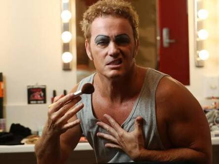 hashhag's photo on Craig McLachlan