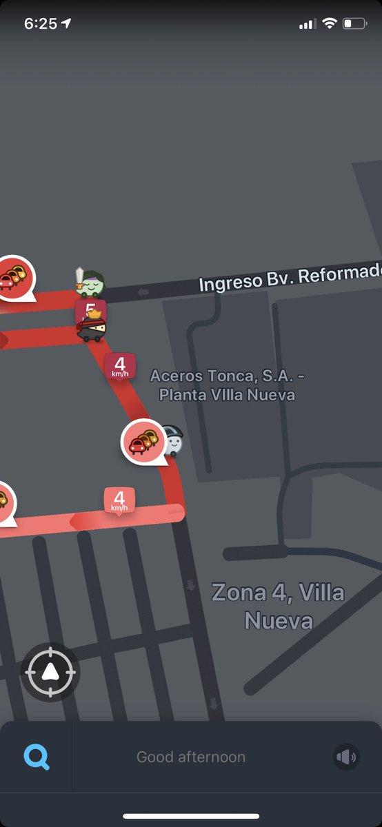 Buenas tardes @SantosDalia , por un drenaje que están tratando de colocar desde el miércoles, tienen un caos en el Boulevard Los Reformadores, no hay presencia de @PMT_VILLANUEVA y hay vehículos en contra de la vía. ¿Cuándo finalizaran los trabajos?