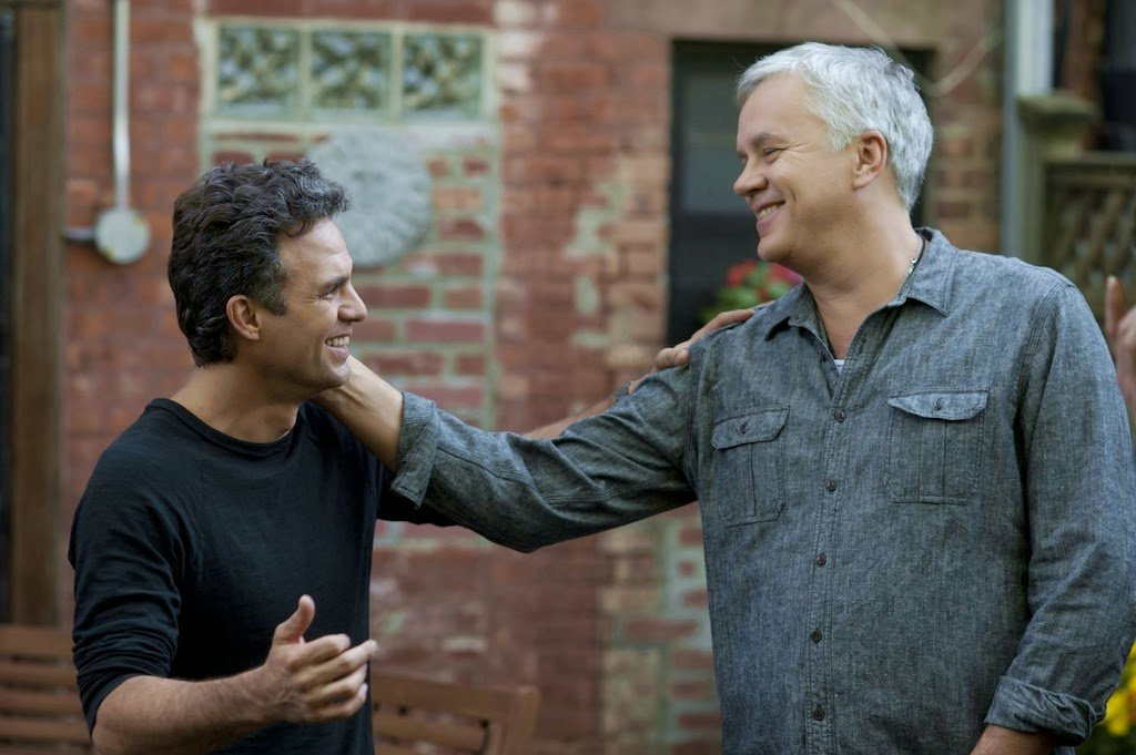 #FBF to working with @MarkRuffalo on #ThanksForSharing. Looking forward to working together again soon.<br>http://pic.twitter.com/VgYpyBu0QD