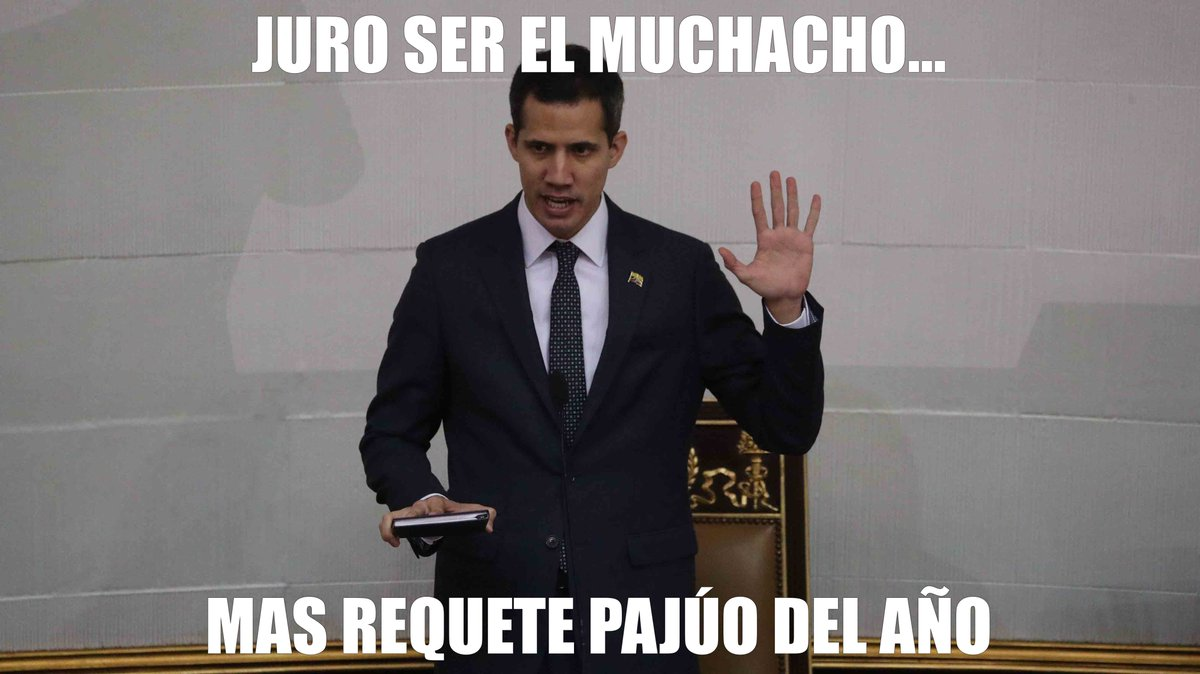 Nathaniel Blanco🇻🇪's photo on #GuaidoMuchachoPajuo