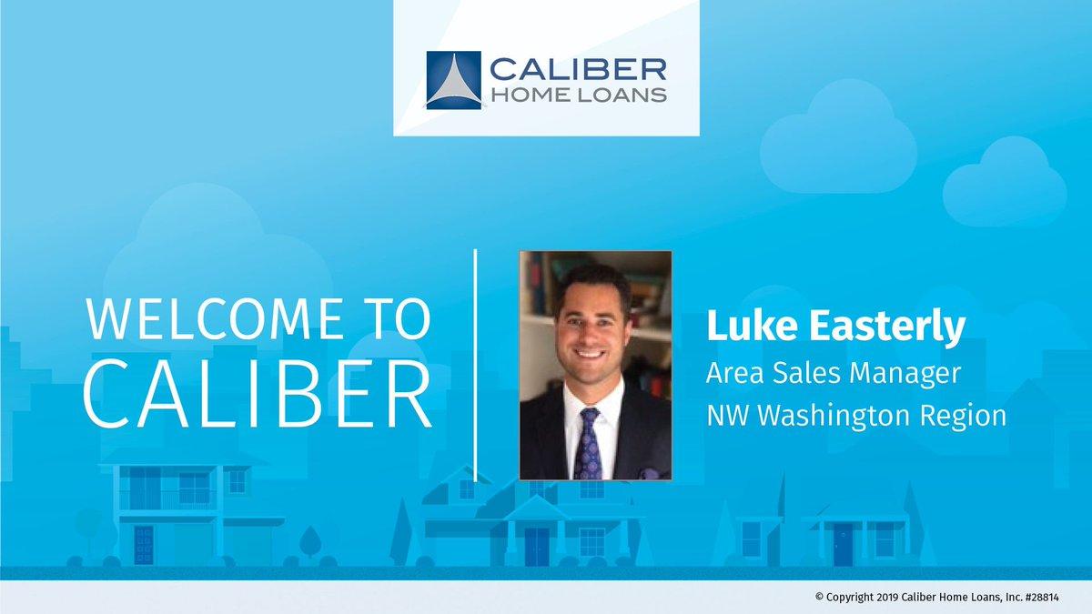 Caliber Home Loans Inc On Twitter Caliber Is Happy To Welcome Luke