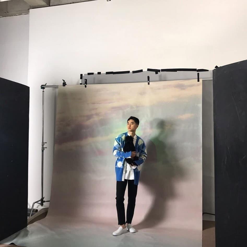 りおに🐻💛's photo on ギョンス