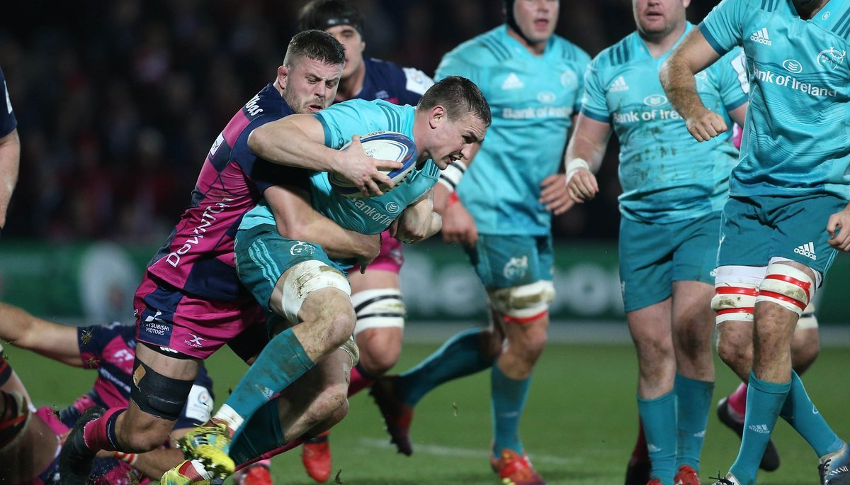 Ultimate Rugby's photo on Kingsholm