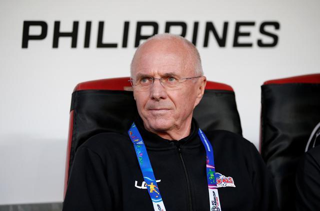 Calcio: #CoppaAsia,il ct delle #FilippineSven-#GoranEriksson.