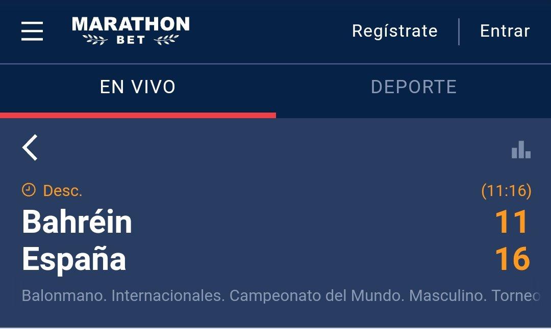 Marathonbet España's photo on #MundialDeHandball