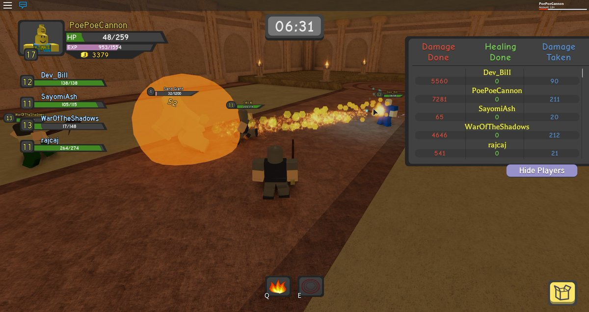 Dungeon Quest Roblox Pics Vcaffy On Twitter Stat Tracker No More Slacking Off Or Everyone Will Know And Yea We Had No Healer Lol Robloxdev Rbxdev Roblox Dungeonquest Https T Co X0nf7bawv1
