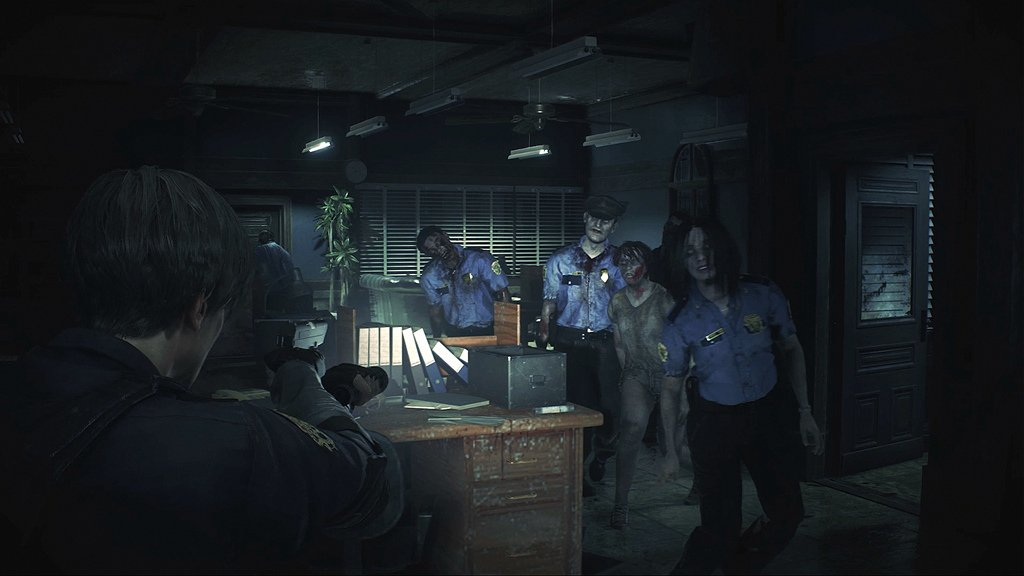 PlayStation's photo on Resident Evil 2