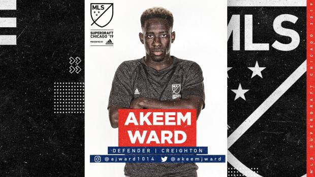 DC United Report's photo on Akeem Ward