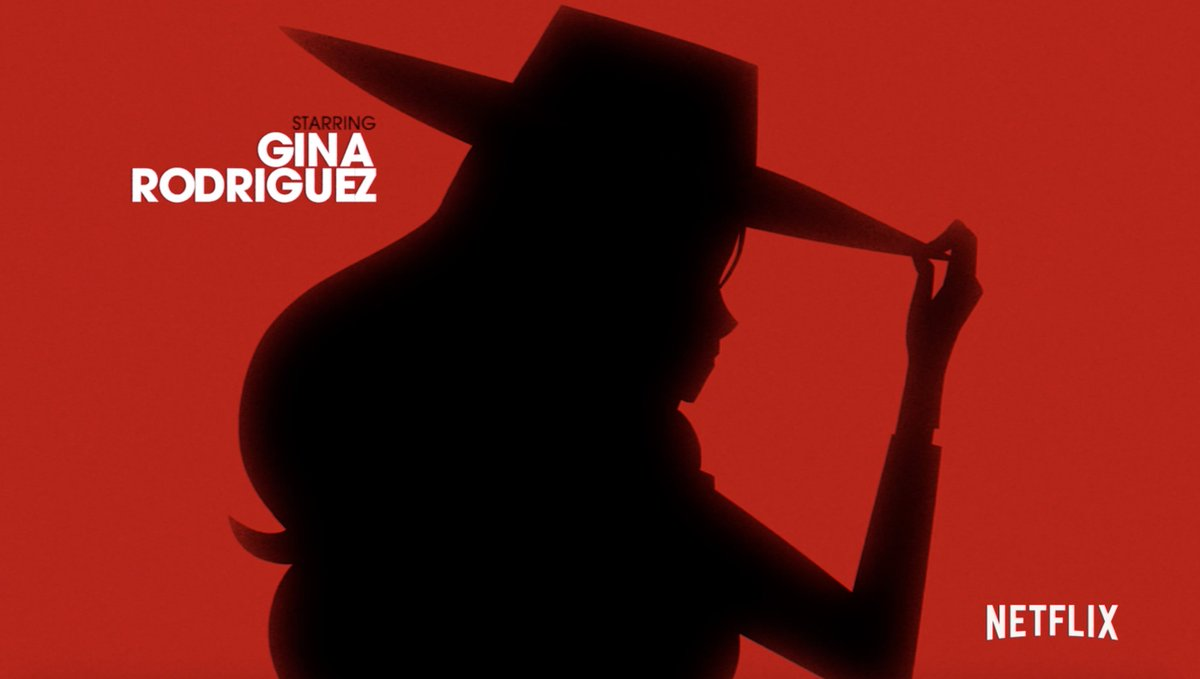 #CarmenSandiego swings back into action next Friday but you can steal an exclusive first look at the show's new theme and opening credits now!