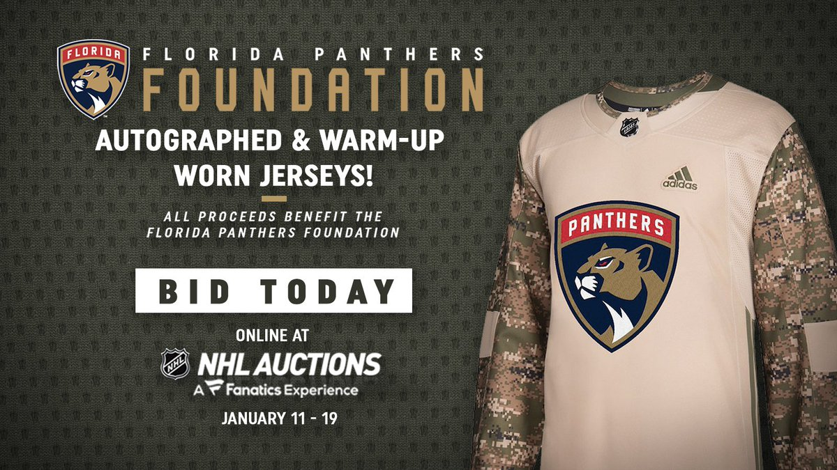 timeless design 7bc71 04574 Florida Panthers on Twitter: