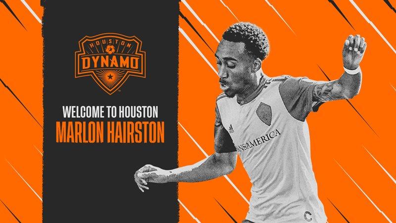Houston Dynamo's photo on #superdraft
