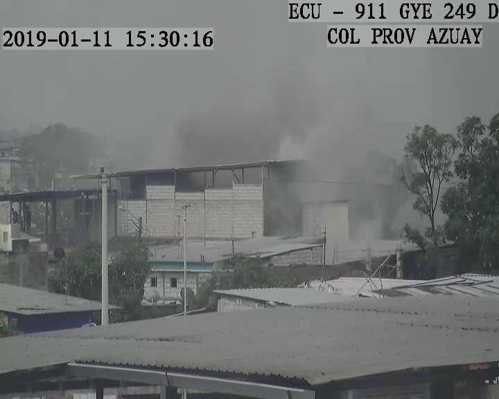 Testigo revela hechos del incendio que dejó 18 muertos — Guayaquil