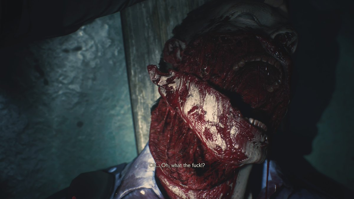 The Tall Gaming Man's photo on #ResidentEvil2