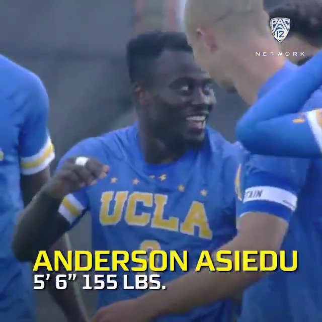 Pac-12 Network's photo on Anderson Asiedu