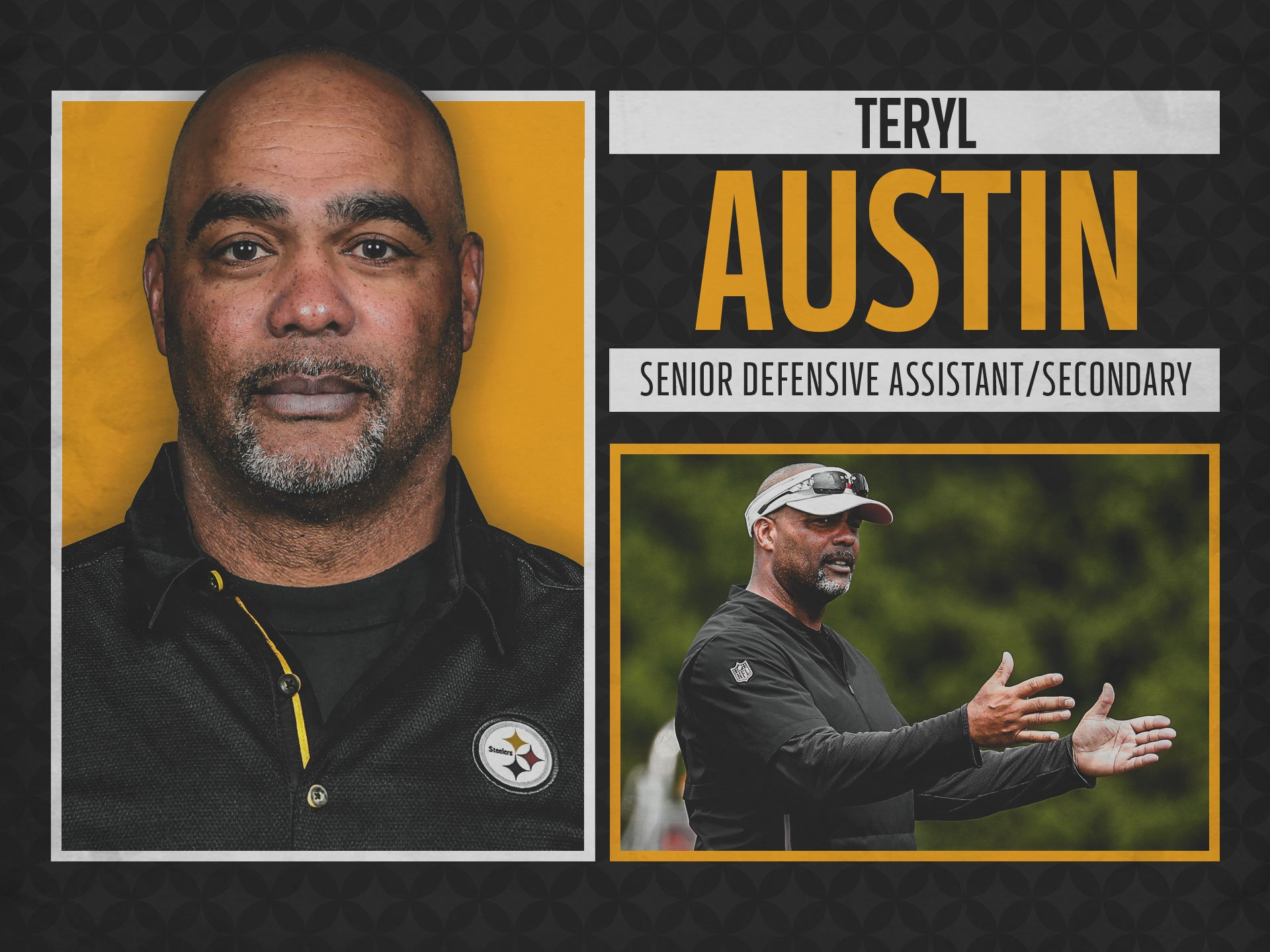 We have hired Teryl Austin as senior defensive assistant/secondary.  MORE: https://t.co/PlpiGzW1rW https://t.co/ggUDbfVZAu
