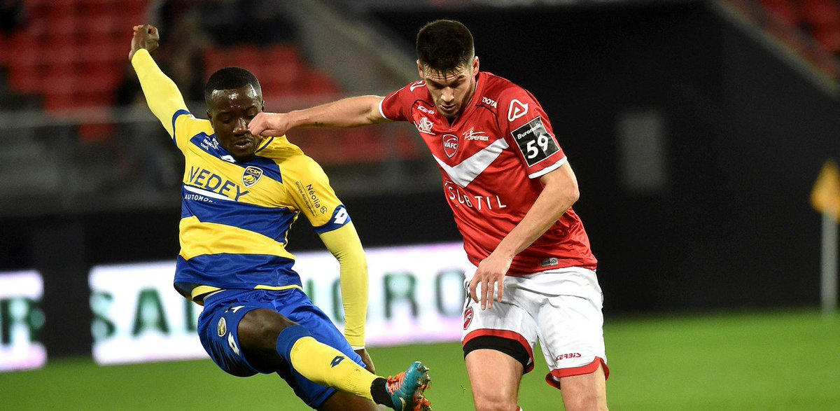 Valenciennes FC's photo on #VAFCFCSM