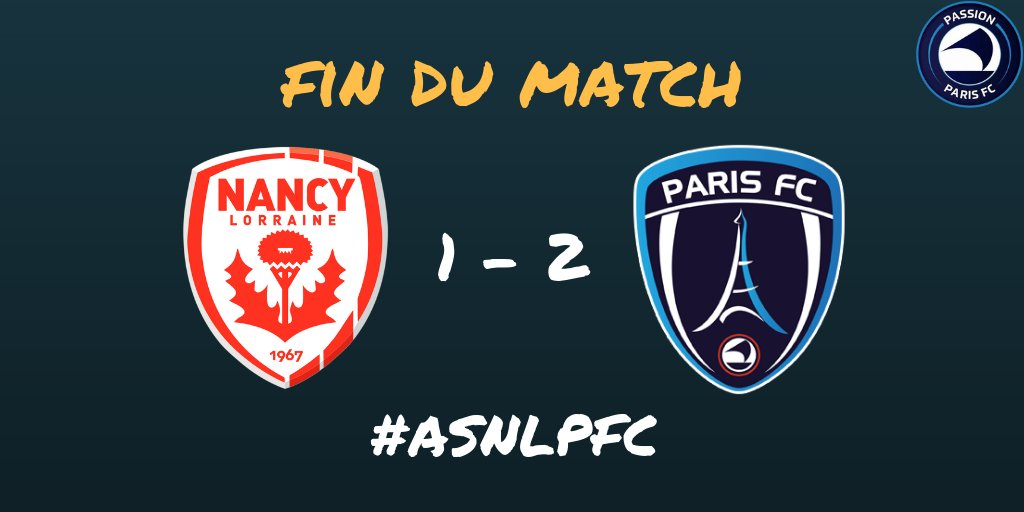 Passion Paris FC's photo on #ASNLPFC