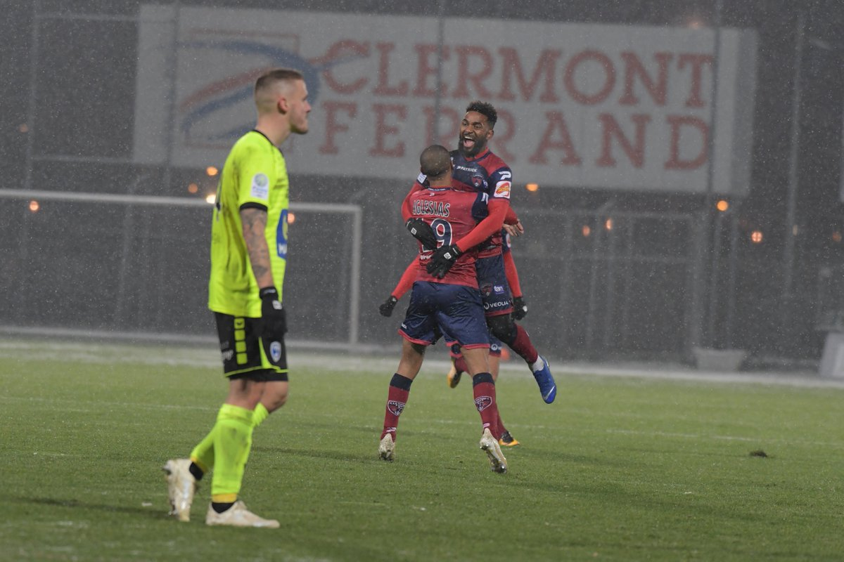 Clermont Foot 63's photo on #CF63CNFC
