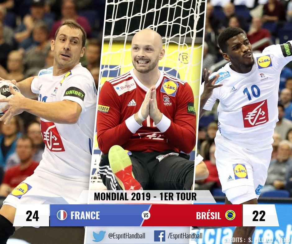 Esprit Handball's photo on #frabre