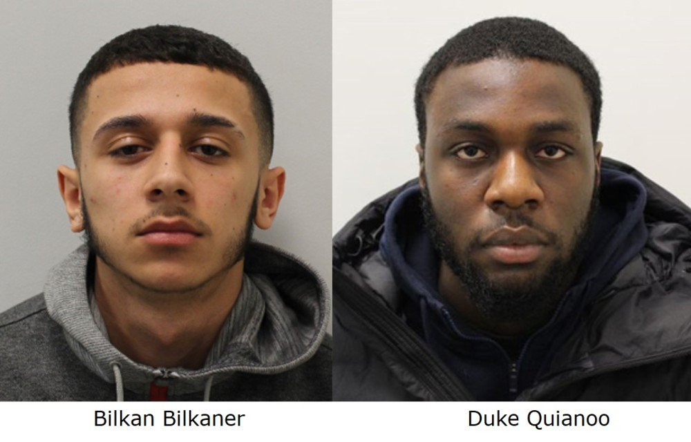 Two men who shot and stabbed innocent man to death in #Enfield jailed https://t.co/6vK6vBzYJC https://t.co/kD6cV4F3Et