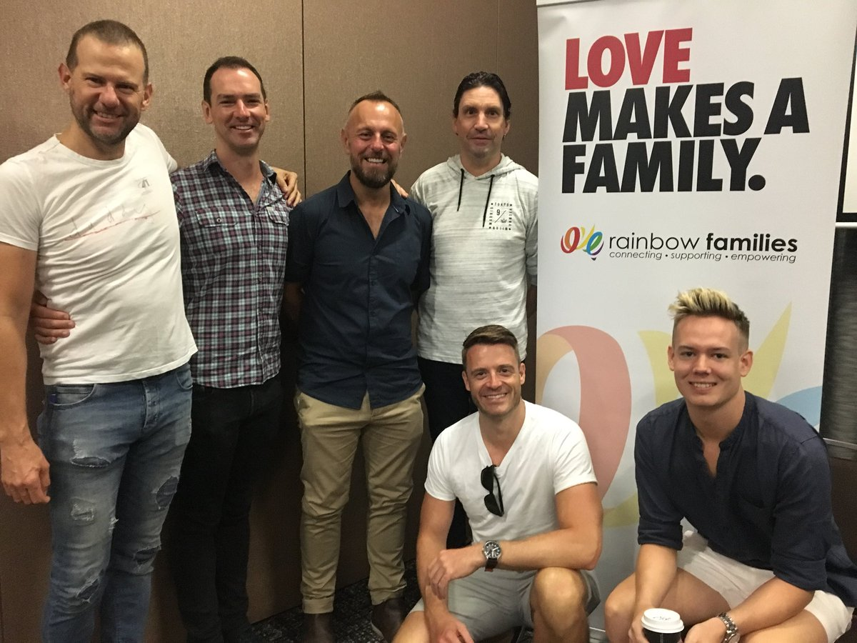 Rainbow Families's photo on #BetterTogether2019