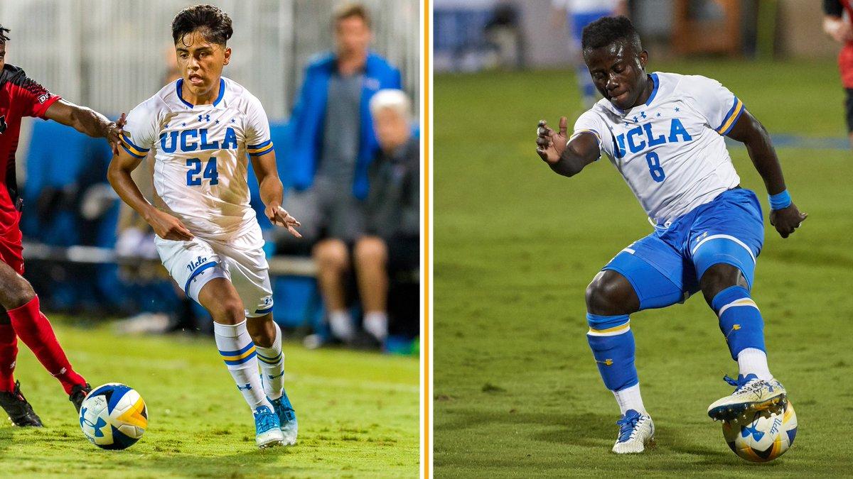 UCLA Men's Soccer's photo on Frankie Amaya