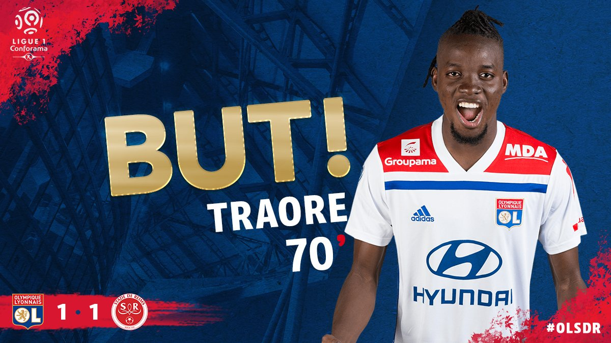 Olympique Lyonnais's photo on Bertrand