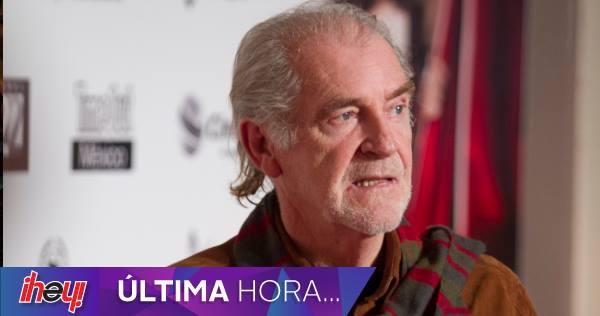 #ÚLTIMAHORA | Muere el primer actor Fernando Luján Photo
