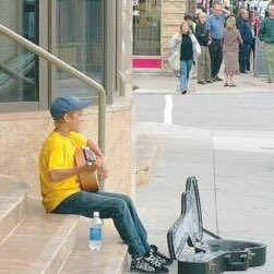 We're proud of what you have achieved on your way as a singer to get to what you are today. Who would say that with a YouTube channel, a magnificent voice and going to sing on the stairs of a theater would become your impulse to be a pop star of the best. #10YearsOfBieber <br>http://pic.twitter.com/F14NENJT1G