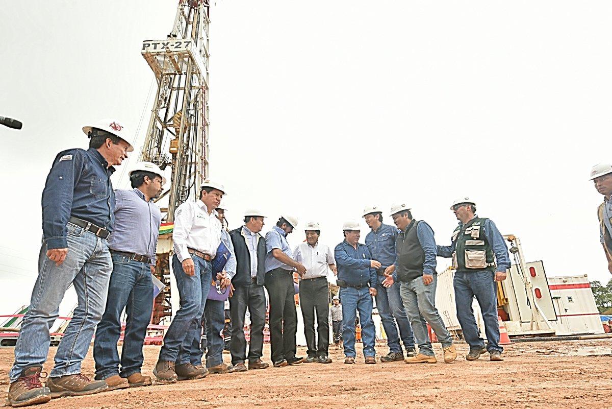 Oxígeno Bolivia's photo on Pozo