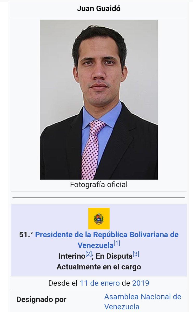 Fuentes Confiables's photo on Venezuela