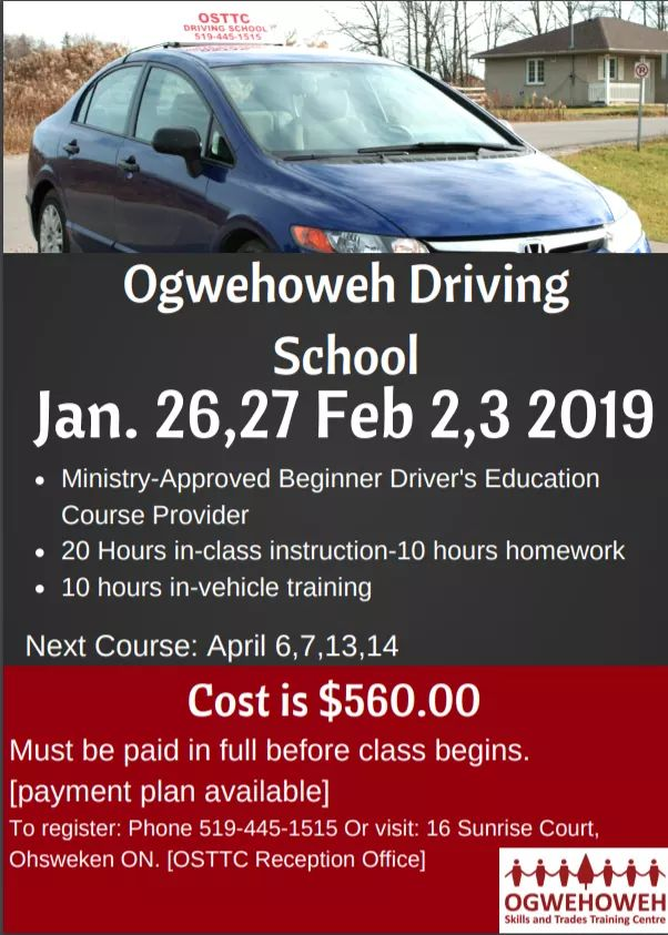 laurentian driving school homework