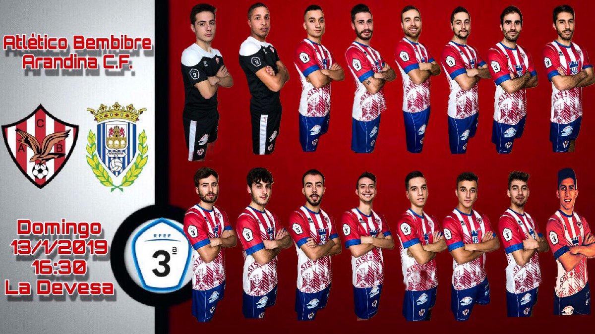Atlético Bembibre's photo on rubén garcía