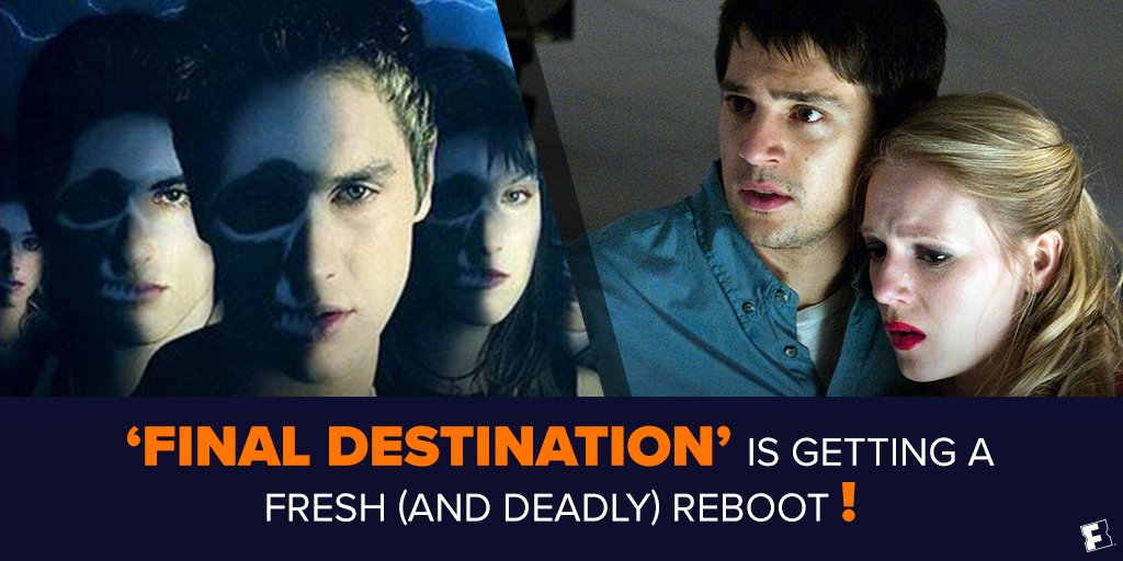 Fandango's photo on Final Destination