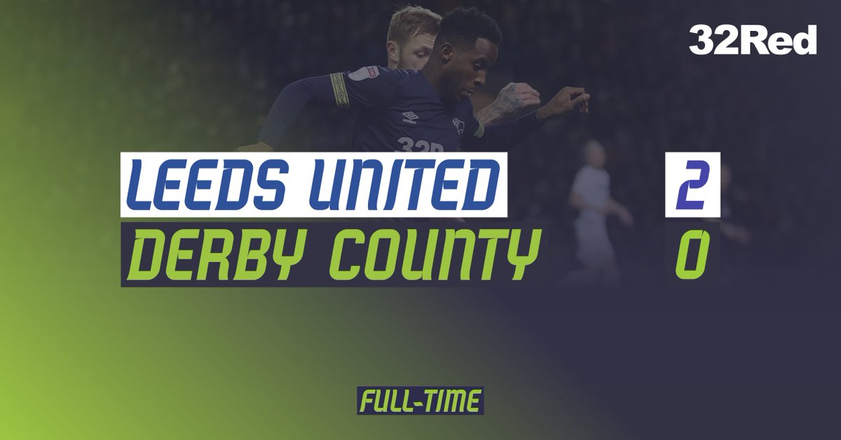 Derby County's photo on Elland Road