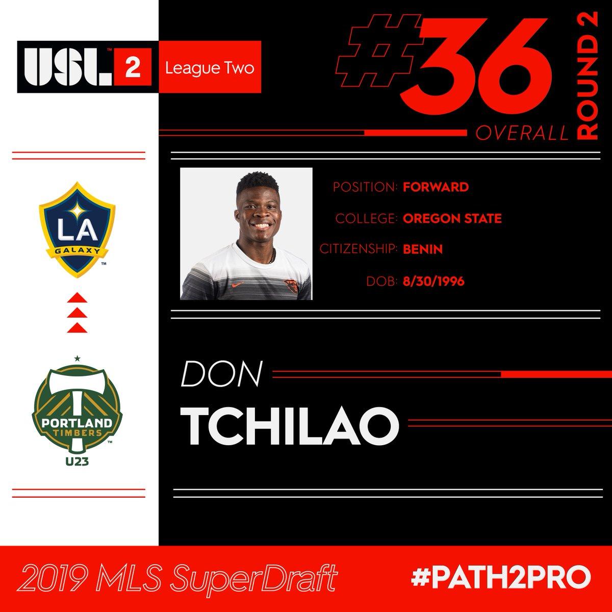 USL League Two's photo on Don Tchilao