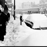 Image for the Tweet beginning: Mayors and snowstorms can be
