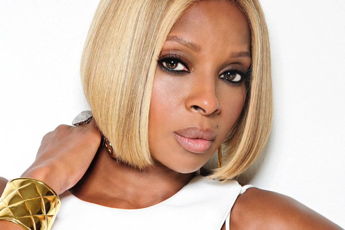Happy birthday to the queen of hip hop soul MARY J. BLIGE!!!