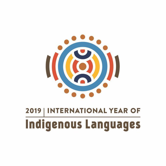 Indigenous languages matter for peace, reconciliation & #GlobalGoals. Find out more from @UNESCO: #WeAreIndigenous Foto