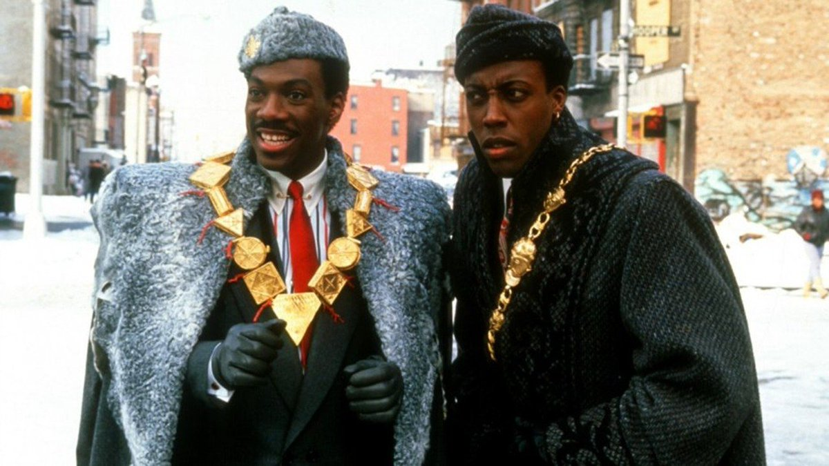 IGN's photo on Coming to America 2